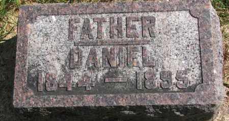 OSTLUND, DANIEL - Clay County, South Dakota | DANIEL OSTLUND - South Dakota Gravestone Photos