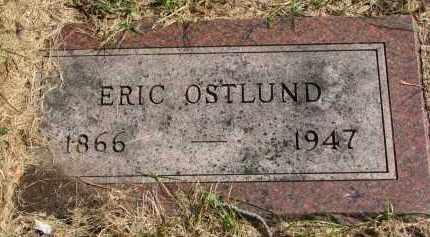OSTLUND, ERIC - Clay County, South Dakota   ERIC OSTLUND - South Dakota Gravestone Photos