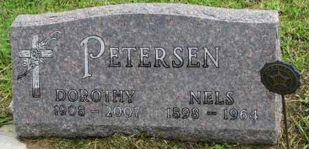 PETERSEN, NELS - Clay County, South Dakota   NELS PETERSEN - South Dakota Gravestone Photos