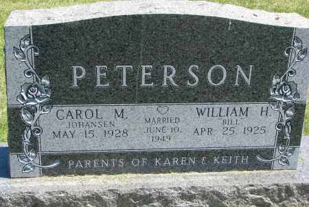 PETERSON, CAROL M. - Clay County, South Dakota | CAROL M. PETERSON - South Dakota Gravestone Photos