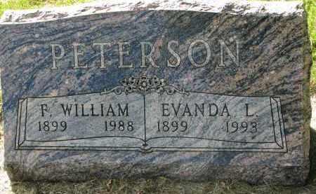 PETERSON, EVANDA L. - Clay County, South Dakota | EVANDA L. PETERSON - South Dakota Gravestone Photos