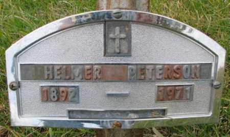 PETERSON, HELMER - Clay County, South Dakota | HELMER PETERSON - South Dakota Gravestone Photos