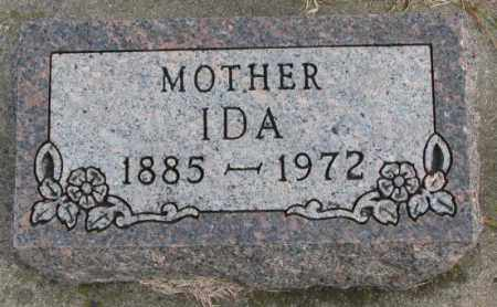 PETERSON, IDA - Clay County, South Dakota | IDA PETERSON - South Dakota Gravestone Photos