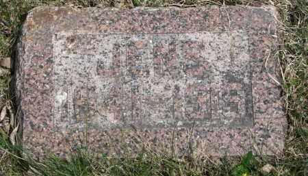 PETERSON, JENS - Clay County, South Dakota   JENS PETERSON - South Dakota Gravestone Photos