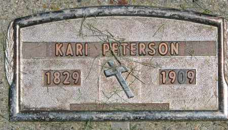 PETERSON, KARI - Clay County, South Dakota | KARI PETERSON - South Dakota Gravestone Photos