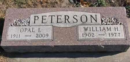 PETERSON, WILLIAM H. - Clay County, South Dakota | WILLIAM H. PETERSON - South Dakota Gravestone Photos