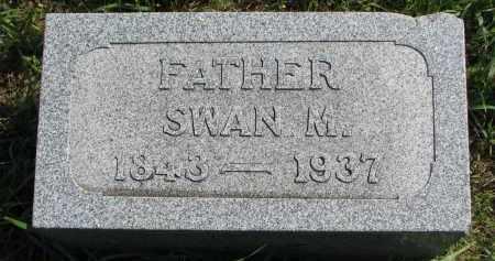 PETERSON, SWAN M. - Clay County, South Dakota | SWAN M. PETERSON - South Dakota Gravestone Photos