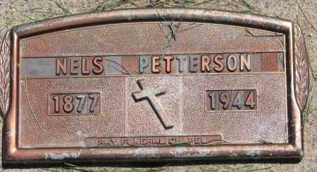 PETTERSON, NELS - Clay County, South Dakota   NELS PETTERSON - South Dakota Gravestone Photos
