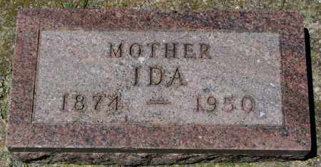 PIERSON, IDA - Clay County, South Dakota | IDA PIERSON - South Dakota Gravestone Photos