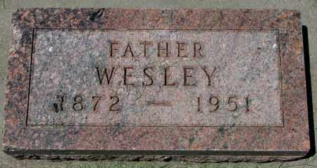 PIERSON, WESLEY - Clay County, South Dakota | WESLEY PIERSON - South Dakota Gravestone Photos