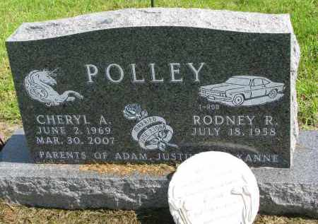 POLLEY, CHERYL A. - Clay County, South Dakota | CHERYL A. POLLEY - South Dakota Gravestone Photos