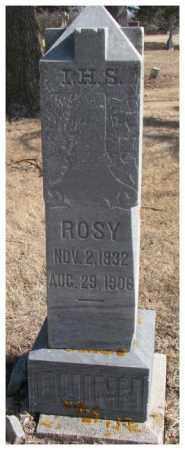QUINN, ROSY - Clay County, South Dakota | ROSY QUINN - South Dakota Gravestone Photos