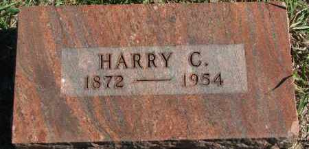 REARICK, HARRY G. - Clay County, South Dakota | HARRY G. REARICK - South Dakota Gravestone Photos
