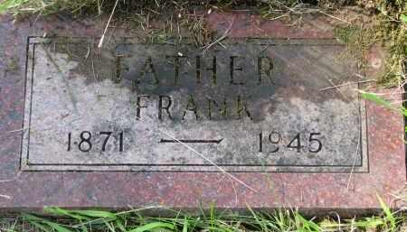 ROACH, FRANK - Clay County, South Dakota   FRANK ROACH - South Dakota Gravestone Photos