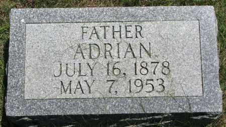 RYKEN, ADRIAN - Clay County, South Dakota | ADRIAN RYKEN - South Dakota Gravestone Photos