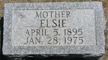 RYKEN, ELSIE - Clay County, South Dakota | ELSIE RYKEN - South Dakota Gravestone Photos