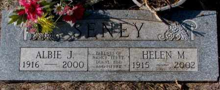 SENEY, HELEN M. - Clay County, South Dakota | HELEN M. SENEY - South Dakota Gravestone Photos