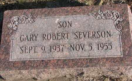SEVERSON, GARY ROBERT - Clay County, South Dakota   GARY ROBERT SEVERSON - South Dakota Gravestone Photos