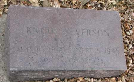 SEVERSON, KNUDT - Clay County, South Dakota | KNUDT SEVERSON - South Dakota Gravestone Photos