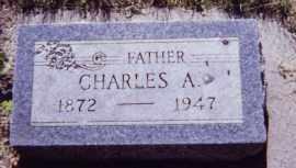 SHERK, CHARLES A. - Clay County, South Dakota | CHARLES A. SHERK - South Dakota Gravestone Photos