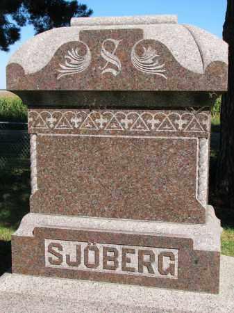 SJOBERG, FAMILY STONE - Clay County, South Dakota | FAMILY STONE SJOBERG - South Dakota Gravestone Photos