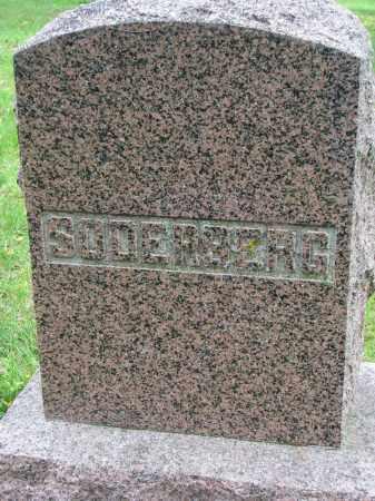SODERBERG, FAMILY STONE - Clay County, South Dakota | FAMILY STONE SODERBERG - South Dakota Gravestone Photos