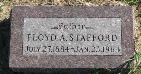 STAFFORD, FLOYD A. - Clay County, South Dakota | FLOYD A. STAFFORD - South Dakota Gravestone Photos
