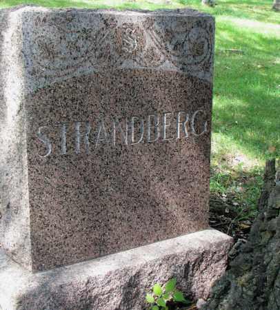 STRANDBERG, FAMILY STONE - Clay County, South Dakota | FAMILY STONE STRANDBERG - South Dakota Gravestone Photos