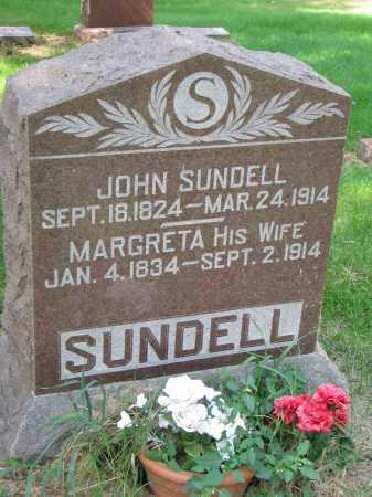 SUNDELL, JOHN - Clay County, South Dakota   JOHN SUNDELL - South Dakota Gravestone Photos