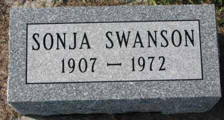 SWANSON, SONJA - Clay County, South Dakota | SONJA SWANSON - South Dakota Gravestone Photos