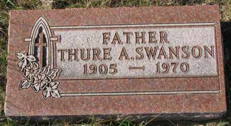 SWANSON, THURE A. - Clay County, South Dakota | THURE A. SWANSON - South Dakota Gravestone Photos