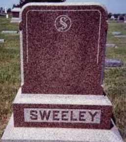 SWEELEY, GEORGE K. - Clay County, South Dakota | GEORGE K. SWEELEY - South Dakota Gravestone Photos