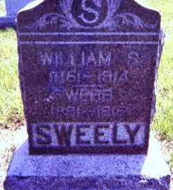 SWEELEY, WEBB - Clay County, South Dakota | WEBB SWEELEY - South Dakota Gravestone Photos