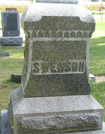 SWENSON, FAMILY STONE - Clay County, South Dakota   FAMILY STONE SWENSON - South Dakota Gravestone Photos