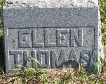 THOMAS, ELLEN - Clay County, South Dakota | ELLEN THOMAS - South Dakota Gravestone Photos