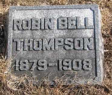 THOMPSON, ROBIN - Clay County, South Dakota | ROBIN THOMPSON - South Dakota Gravestone Photos