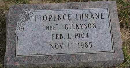 THRANE, FLORENCE - Clay County, South Dakota | FLORENCE THRANE - South Dakota Gravestone Photos