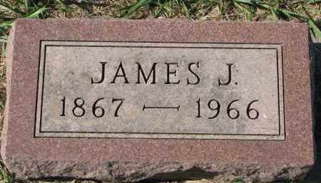 THRANE, JAMES J. - Clay County, South Dakota | JAMES J. THRANE - South Dakota Gravestone Photos