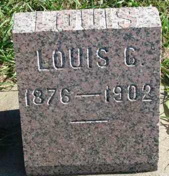 THRANE, LOUIS G. - Clay County, South Dakota | LOUIS G. THRANE - South Dakota Gravestone Photos