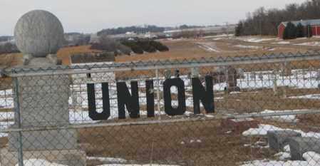 *UNION - WAKONDA SD, GATE - Clay County, South Dakota | GATE *UNION - WAKONDA SD - South Dakota Gravestone Photos