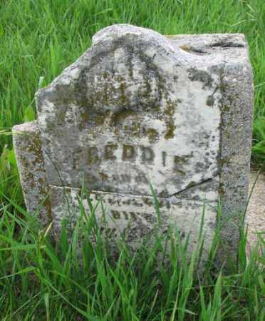 CURTIS, FREDDIE - Clay County, South Dakota | FREDDIE CURTIS - South Dakota Gravestone Photos