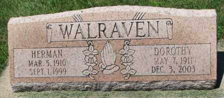 WALRAVEN, DOROTHY - Clay County, South Dakota | DOROTHY WALRAVEN - South Dakota Gravestone Photos