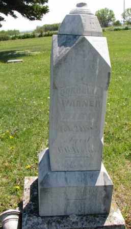 WARNER, CORDELIA - Clay County, South Dakota | CORDELIA WARNER - South Dakota Gravestone Photos