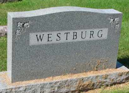 WESTBURG, FAMILY STONE - Clay County, South Dakota | FAMILY STONE WESTBURG - South Dakota Gravestone Photos