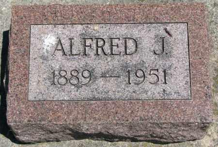 WESTEEN, ALFRED J. - Clay County, South Dakota | ALFRED J. WESTEEN - South Dakota Gravestone Photos