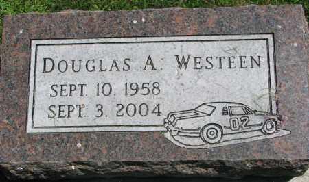 WESTEEN, DOUGLAS A. - Clay County, South Dakota | DOUGLAS A. WESTEEN - South Dakota Gravestone Photos