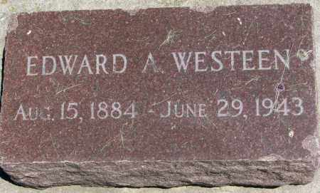 WESTEEN, EDWARD A. - Clay County, South Dakota | EDWARD A. WESTEEN - South Dakota Gravestone Photos