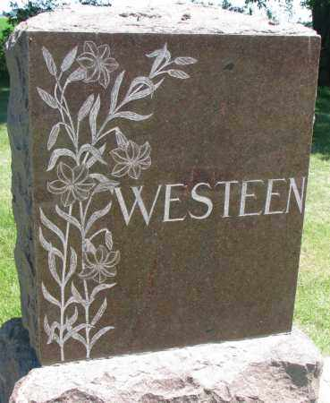 WESTEEN, FAMILY STONE - Clay County, South Dakota | FAMILY STONE WESTEEN - South Dakota Gravestone Photos