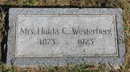 WESTERBERG, HULDA C. - Clay County, South Dakota   HULDA C. WESTERBERG - South Dakota Gravestone Photos