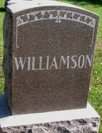 WILLIAMSON, PLOT - Clay County, South Dakota | PLOT WILLIAMSON - South Dakota Gravestone Photos